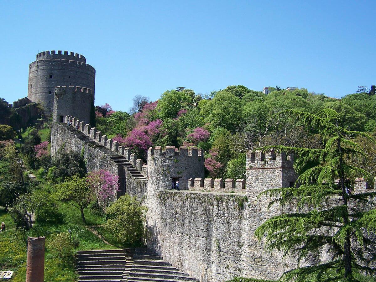 قلعه ی روملی حصار